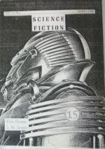 SCIENCE FICTION  1989/15.(XL)