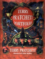 Terry Pratchett - Portfolio