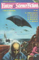 Fantasy & Science Fiction 1995/04